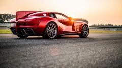 Touring Superleggera Aero 3: stile su base Ferrari F12 Berlinetta