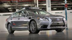 Toyota e guida autonoma, al CES 2018 la Piattaforma 3.0 - Immagine: 4