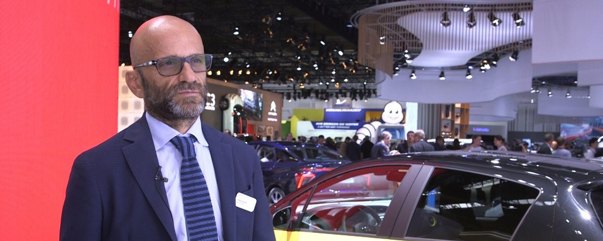 Le novità Toyota raccontate da Alberto Santilli, Marketing Strategy e Communication Director di Toyota Italia