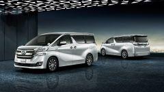 Toyota Alphard e Vellfire - Immagine: 16