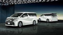 Toyota Alphard e Vellfire - Immagine: 17