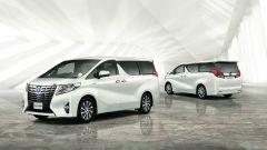 Toyota Alphard e Vellfire - Immagine: 6