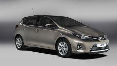 Toyota Auris 2013: nuove foto e video ufficiali - Immagine: 6