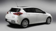 Toyota Auris 2013: nuove foto e video ufficiali - Immagine: 13