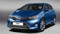 Toyota Auris 2013: nuove foto e video ufficiali - Immagine: 4