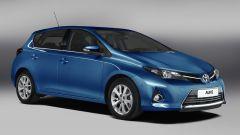 Toyota Auris 2013: nuove foto e video ufficiali - Immagine: 1