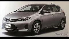 "Toyota Auris 2013, nuove immagini ""rubate"" - Immagine: 2"