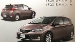 "Toyota Auris 2013, nuove immagini ""rubate"" - Immagine: 1"