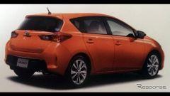 "Toyota Auris 2013, nuove immagini ""rubate"" - Immagine: 6"