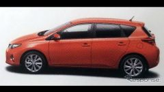 "Toyota Auris 2013, nuove immagini ""rubate"" - Immagine: 5"