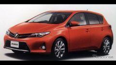 "Toyota Auris 2013, nuove immagini ""rubate"" - Immagine: 4"