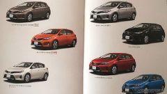 "Toyota Auris 2013, nuove immagini ""rubate"" - Immagine: 3"