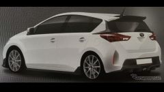 "Toyota Auris 2013, nuove immagini ""rubate"" - Immagine: 10"