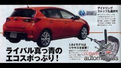 "Toyota Auris 2013, nuove immagini ""rubate"" - Immagine: 11"