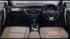 "Toyota Auris 2013, nuove immagini ""rubate"" - Immagine: 13"