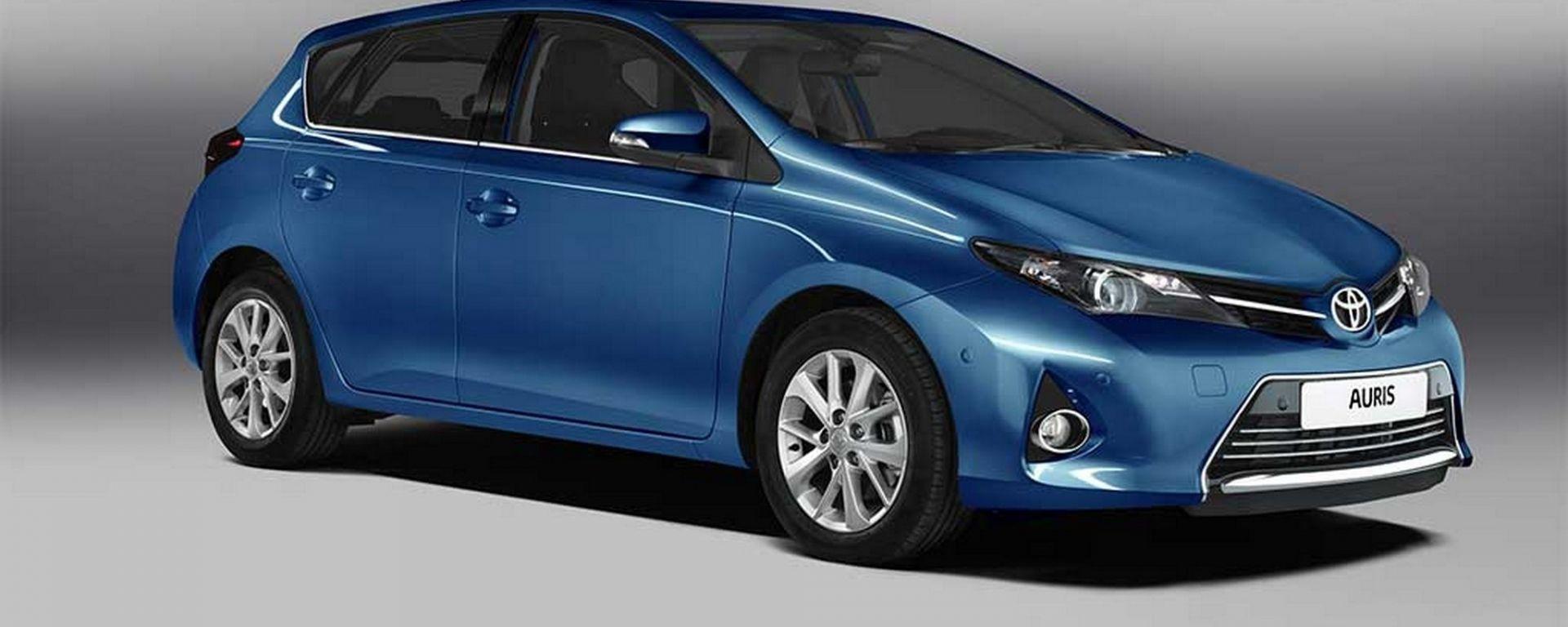 Toyota Auris Hybrid, regina del mercato dell'usato a duplice alimentazione