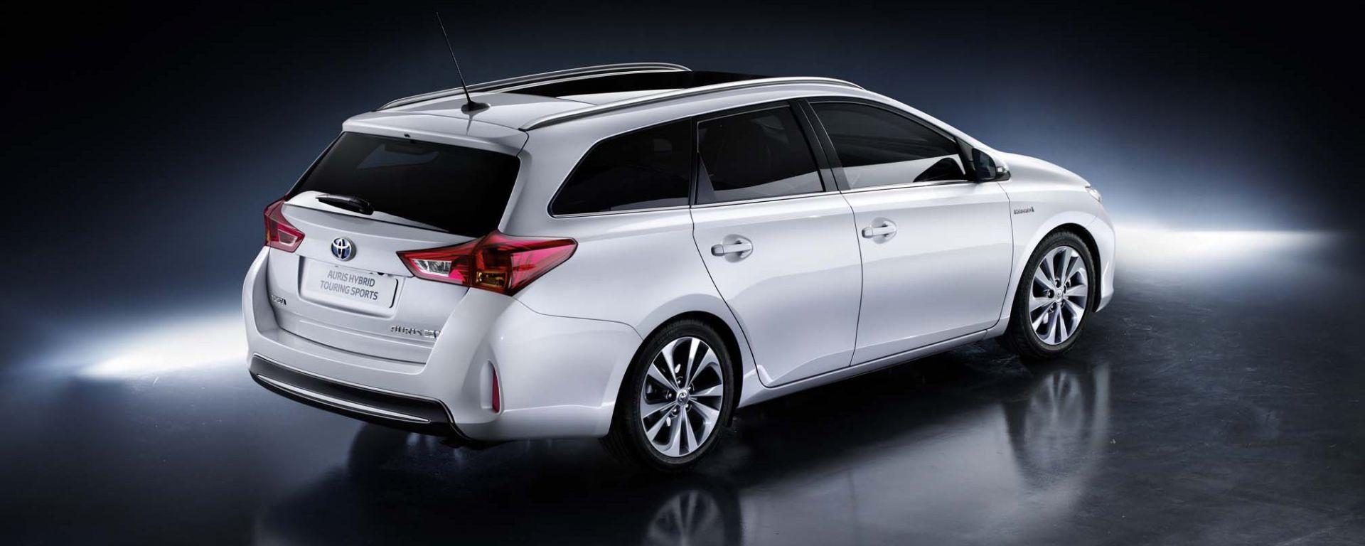Toyota Auris Touring Sports: ora ci siamo...
