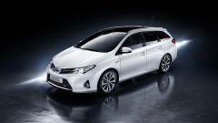 Toyota Auris Touring Sports: ora ci siamo... - Immagine: 3