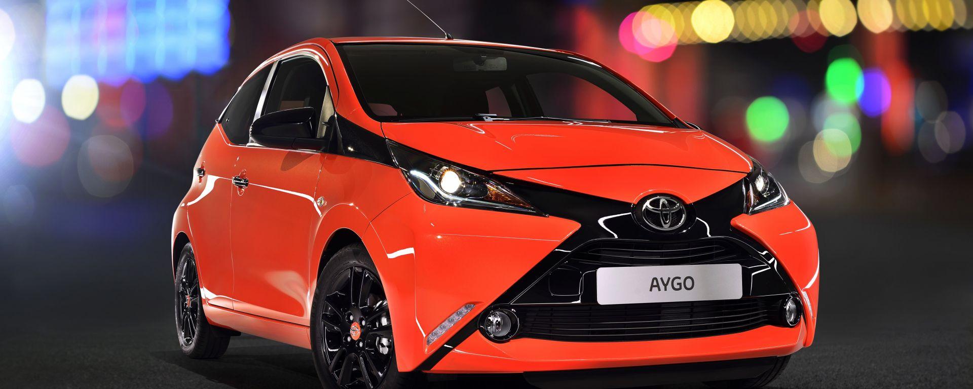 Toyota Aygo 2014, nuove foto e info