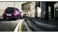 Toyota Aygo 2018: la prova della versione restyling - Immagine: 6