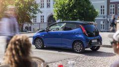 Toyota Aygo 2018: la prova della versione restyling - Immagine: 13