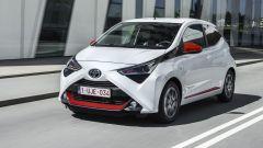 Toyota Aygo 2018: la prova della versione restyling - Immagine: 2
