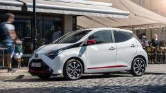 Toyota Aygo 2018: la prova della versione restyling - Immagine: 23