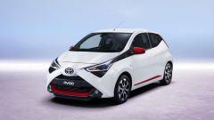 Toyota Aygo 2018: la prova della versione restyling - Immagine: 25