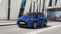 Toyota Aygo 2018: la prova della versione restyling - Immagine: 1