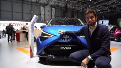 Nuova Toyota Aygo: in video dal Salone di Ginevra 2018 - Immagine: 1