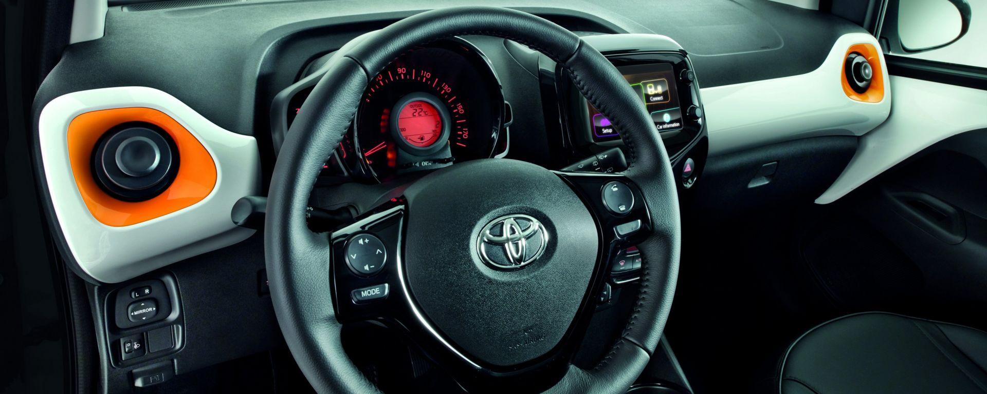 Toyota Aygo Amazon Edition