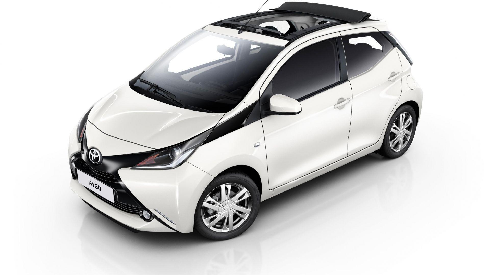 Toyota Aigo 2017 >> Novità auto: Toyota Aygo Cabrio - MotorBox