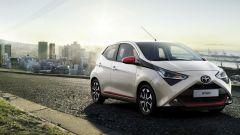 Toyota Aygo, dal 2021 solo elettrica?
