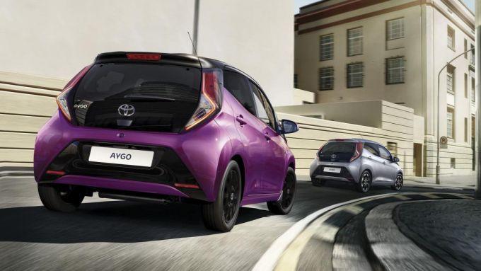 Toyota Aygo, di corsa verso il futuro delle citycar
