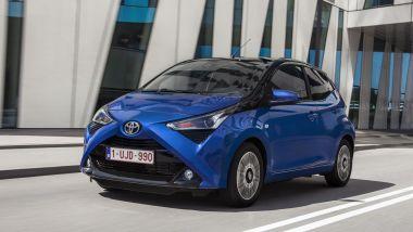 Toyota Aygo: dura a morire