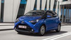 Toyota Aygo resisterà alla crisi delle citycar