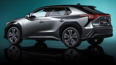SUV elettrico Toyota bZ4X 2022: foto, video, tempi di uscita