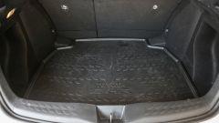 Toyota C-HR 1.2 Active: il bagagliaio da 377 litri