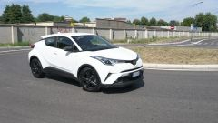 Toyota C-HR 1.2 Active: la prova su strada - Immagine: 3