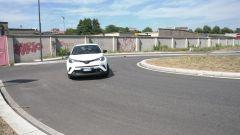 Toyota C-HR 1.2 Active: la prova su strada - Immagine: 4