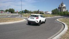 Toyota C-HR 1.2 Active: la prova su strada - Immagine: 5
