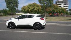Toyota C-HR 1.2 Active: la prova su strada - Immagine: 6
