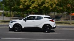 Toyota C-HR 1.2 Active: la prova su strada - Immagine: 7