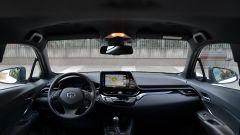 Toyota C-HR 1.2 Active: la prova su strada - Immagine: 12