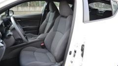 Toyota C-HR 1.2 Active: la prova su strada - Immagine: 16