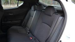 Toyota C-HR 1.2 Active: la prova su strada - Immagine: 17