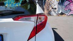 Toyota C-HR 1.2 Active: la prova su strada - Immagine: 19