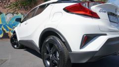 Toyota C-HR 1.2 Active: la prova su strada - Immagine: 20