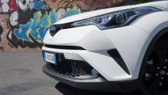 Toyota C-HR 1.2 Active: la prova su strada - Immagine: 23