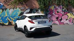 Toyota C-HR 1.2 Active: la prova su strada - Immagine: 25
